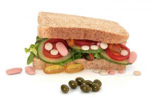 Combination compounds nutrition